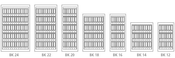 ligne BK tab